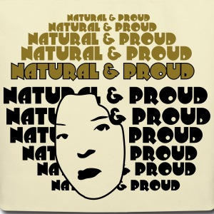 Natural & Proud Bags & backpacks - Eco-Friendly Cotton Tote