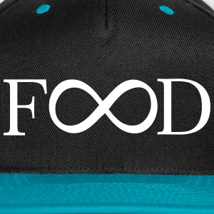 food infinity Caps - Snap-back Baseball Cap