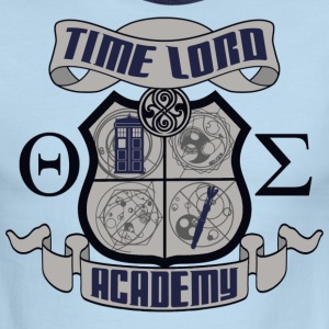 Time Lord Crest T-Shirts - Men's Ringer T-Shirt