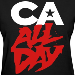 CA All Day - Women's T-Shirt