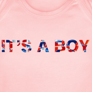 Royal Baby: It's a boy Baby & Toddler Shirts - Short Sleeve Baby Bodysuit