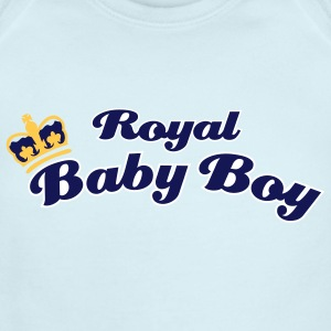 Royal Baby Boy Baby & Toddler Shirts - Short Sleeve Baby Bodysuit
