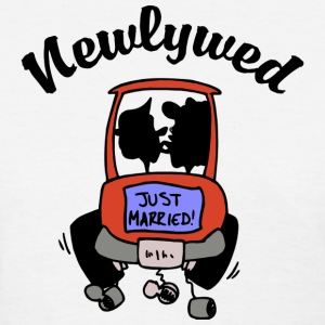 Newlywed T-Shirt - Women's T-Shirt