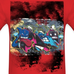 King of Graffiti T-Shirts - Men's T-Shirt