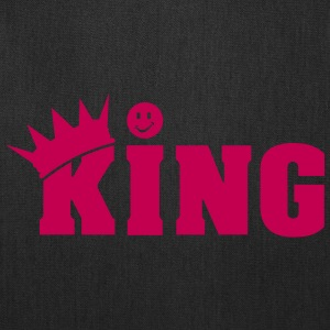 king (1c) Bags & backpacks - Tote Bag