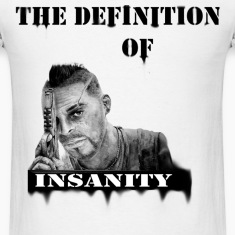 Far cry 3 Insanity T-Shirts