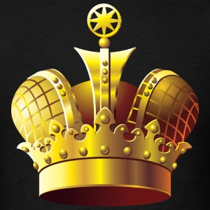 Golden Crown T-Shirts - Men's T-Shirt