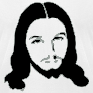 Jesus T-Shirts - Men's T-Shirt by American Apparel