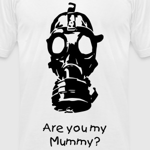 Are You My Mummy? - Men's T-Shirt by American Apparel