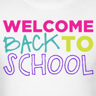 Design ~ Welcome Back to School | Bright | Men's Classic