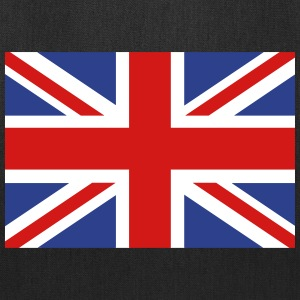 union jack english flag Bags & backpacks - Tote Bag