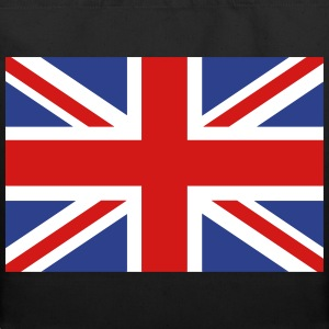 union jack english flag Bags & backpacks - Eco-Friendly Cotton Tote