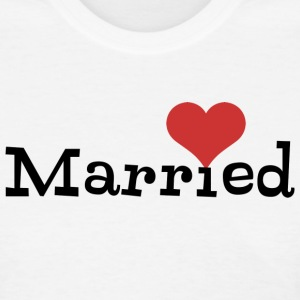 Married T-Shirt - Women's T-Shirt