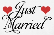 Just Married. Stock Photo - Image: 58588059