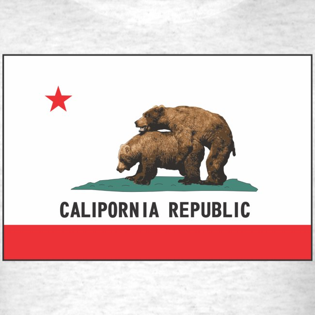calipornia flag