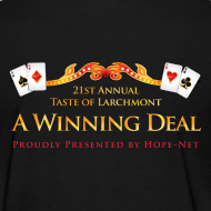 Design ~ Taste of Larchmont 2013 Women's Shirt