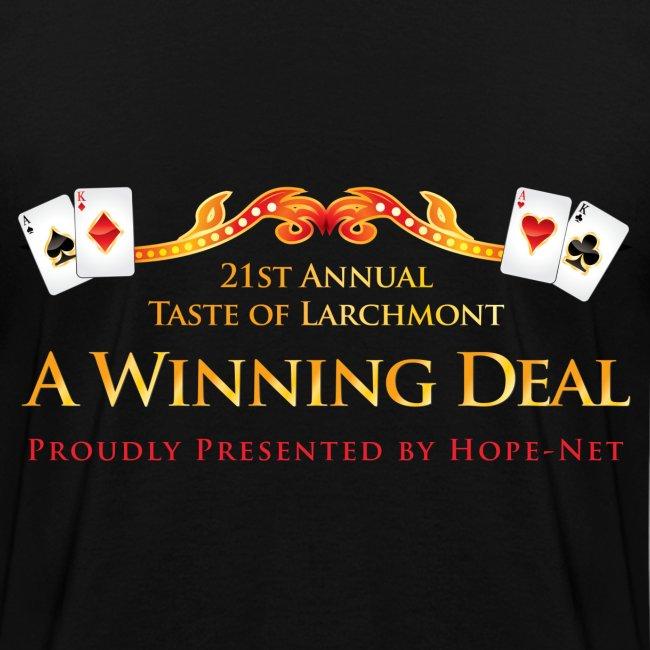 Taste of Larchmont 2013 Women's Shirt
