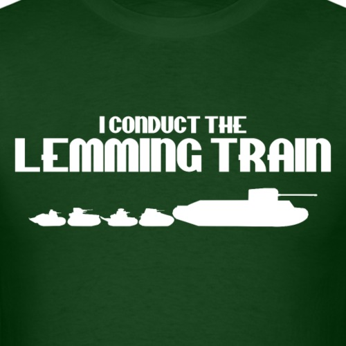 I Conduct the Lemming Train