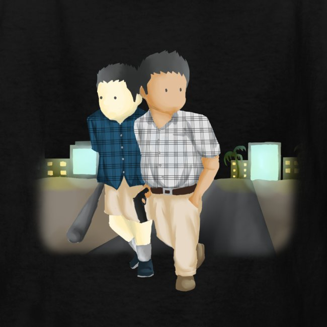 Kid's Larry and Frank T-Shirt