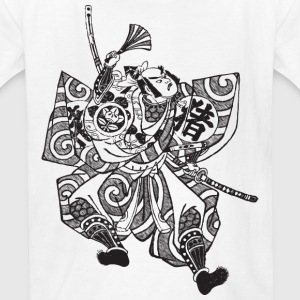 Samurai - Japan - Japanese - Warrior - Bushido Kids' Shirts - Kids' T-Shirt