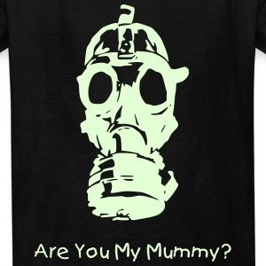 Are You My Mummy? - Kids' T-Shirt