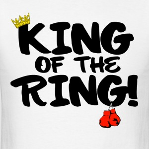 King of the Ring - Men's T-Shirt