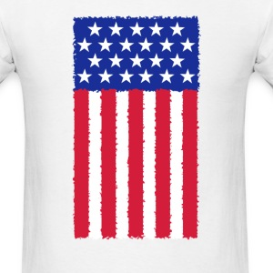 United States flag T-Shirts - Men's T-Shirt