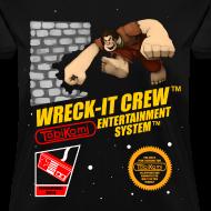 Design ~ Wreck-It Crew T-shirt (Ladies)