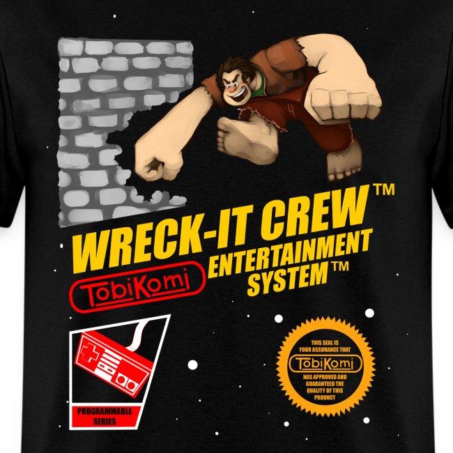 Wreck-It Crew T-shirt (Mens)