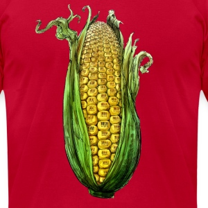 Food Design T-Shirts - Men's T-Shirt by American Apparel