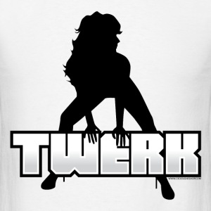 Twerk - Men's T-Shirt