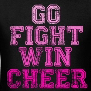 Go, Fight, Win - Men's T-Shirt