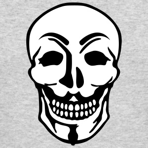 Anonymous and skull pirate symbol Long Sleeve Shirts - Men's Long Sleeve T-Shirt by Next Level