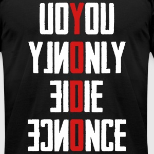YODO T-Shirts - Men's T-Shirt by American Apparel