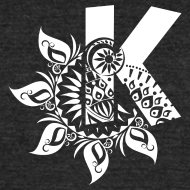 Design ~ KDE logo with Indian influences