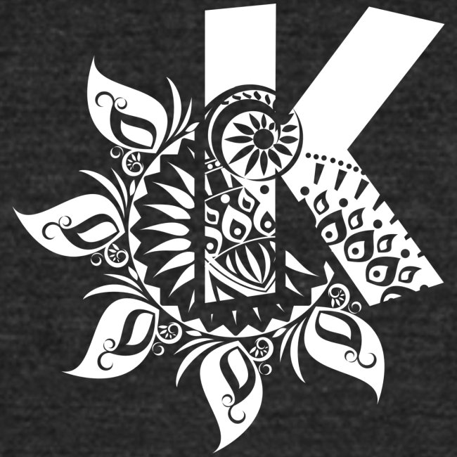 KDE logo with Indian influences