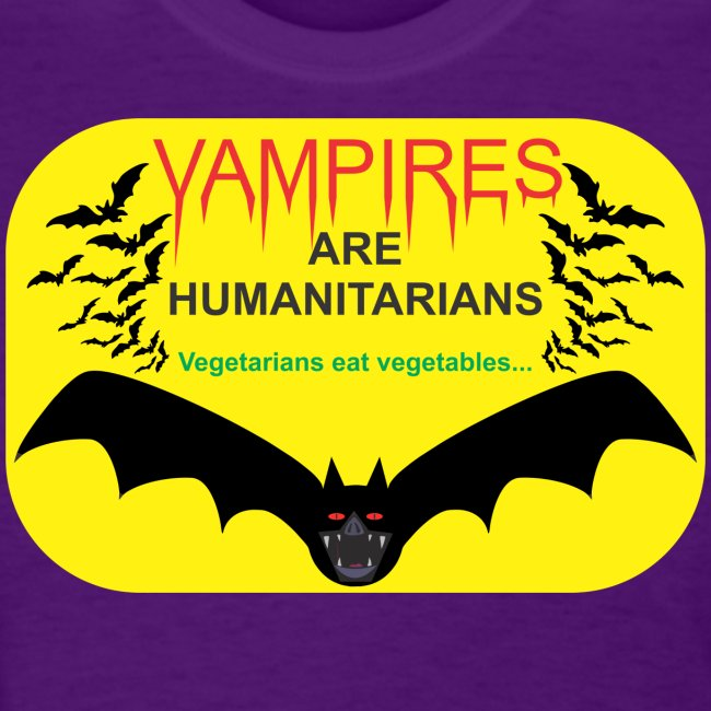 Vampire humanitarians f