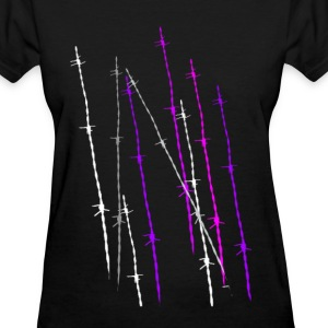 Barbed Wire Strands Women's Tee - Women's T-Shirt
