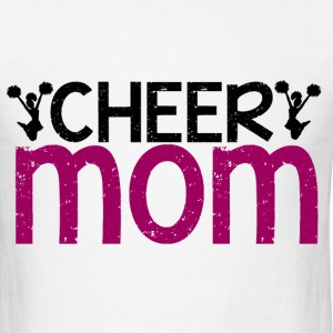 Cheer Mom - Men's T-Shirt