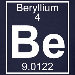 Element 4 - Be (beryllium) - Full