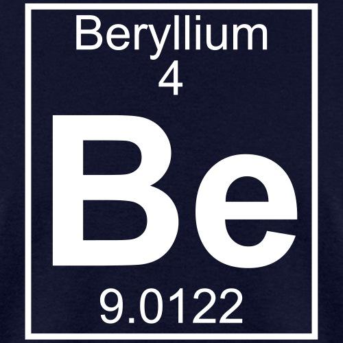 Element 4 - Be (beryllium) - Full