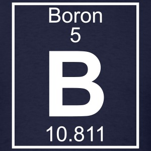 Element 5 - B (boron) - Full