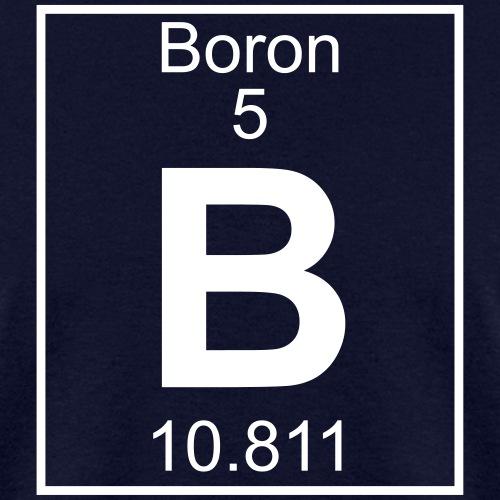 Element 5 - B (boron) - Full