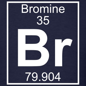Element 035 - Br (bromine) - Full T-Shirts - Men's T-Shirt
