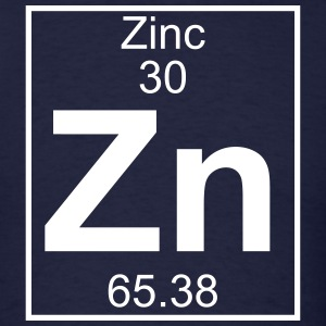 Element 030 - Zn (zinc) - Full T-Shirts - Men's T-Shirt