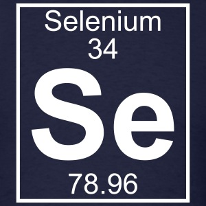 Element 034 - Se (selenium) - Full T-Shirts - Men's T-Shirt