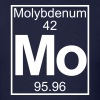 Element 042 -  (molybdenum) - Full T-Shirts - Men's T-Shirt