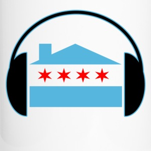 House music mugs drinkware spreadshirt for Chicago house music