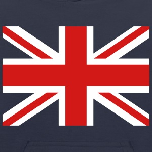 Union Jack central cross Sweatshirts - Kids' Hoodie