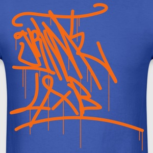 Grime Tag - Men's T-Shirt